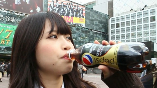 VIDEO: Pepsi releases a soda innovation that claims it can get rid of fat.