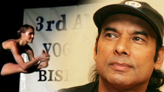 VIDEO: Bikram Yoga Founder Accused of Sexual Harassment