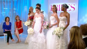 VIDEO: Millie Martini Bratten shows some of the hottest trends in bridal wear.