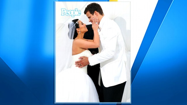 VIDEO: Jen Garcia, assistant editor at People magazine, discusses lavish ceremony.