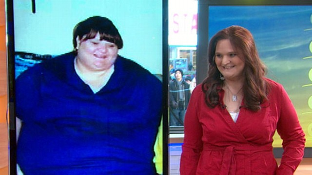 VIDEO: The Texas woman who lost 500 pounds talks about her incredible weight loss.