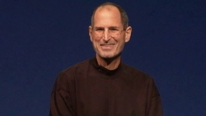 VIDEO: Apple's CEO makes his first public appearance since taking medical leave.