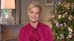 VIDEO: The actress talks about her new film and working with Meryl Streep.