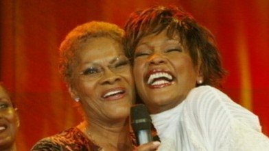 VIDEO: Legend, a cousin and close friend of Houston, performed duets with late singer.