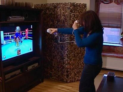 VIDEO: Wii Injuries