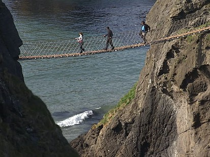 VIDEO: Northern Ireland?s famous geological wonder steeped in mystery and legend.