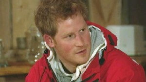 VIDEO: Britains Prince Harry participates in a special mission for charity.