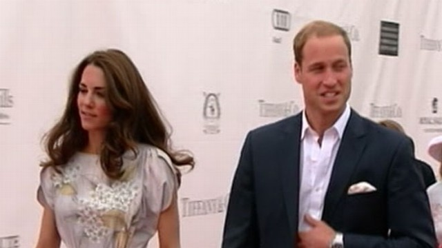 VIDEO:  Highlights from the Royal's LA Trip.