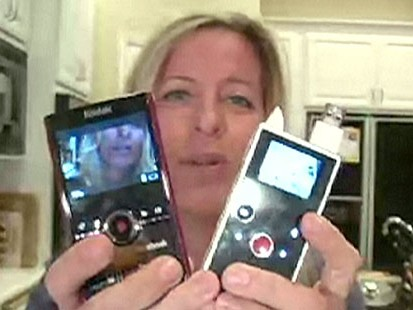 VIDEO: Becky Worley helps you find the best camera to capture special family moments.