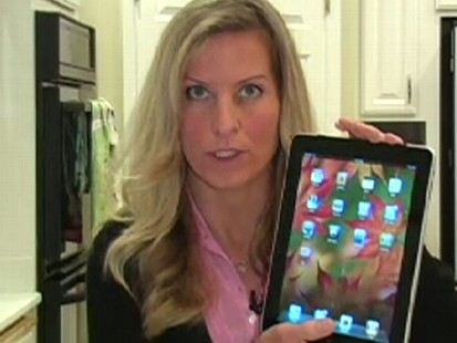 VIDEO: iPad Security Breach