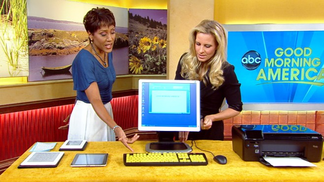 VIDEO: New electronics help older Americans with everything from e-mail to opening wine.