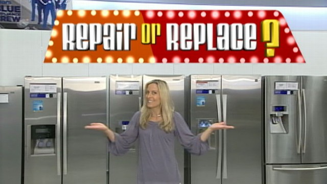 VIDEO: Becky Worley explains when it is smart to scrap the appliance for something new.