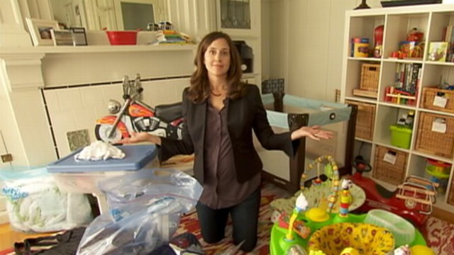 VIDEO: Becky Worley reveals ways you can generate extra income from your homes clutter.