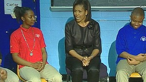 VIDEO: Michelle Obama Sounds Off on Race