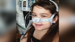 VIDEO: Philadelphia girl's parents' plea to get her on the transplant list went to federal court.
