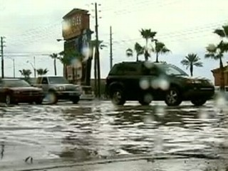 Watch: Las Vegas Flooded After Record Rainfall in Southwest