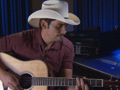 Up Close and Personal With Brad Paisley
