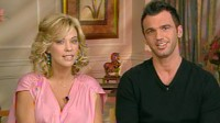 "Kate Gosselin speaks to ""Good Morning America"" with with partner Tony Dovolani on this season?s ?Dancing With the Stars.?"