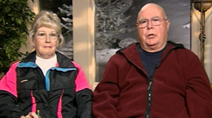 Led Astray by GPS, Nevada Couple Stranded in Snow for 3 Days