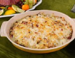 ham and cheese casserole Sandra Lee