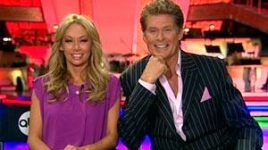 'Dancing With the Stars' Results: David Hasselhoff and Kym ...
