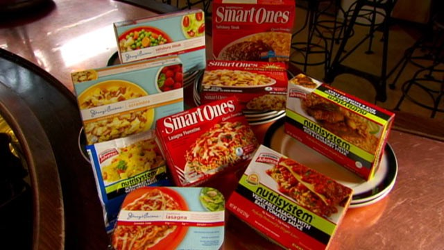 PHOTO:&nbsp;Diet programs like Weight Watchers, Nutrisystem and Jenny Craig are a $2 billion industry but the big question is, how does the food taste?
