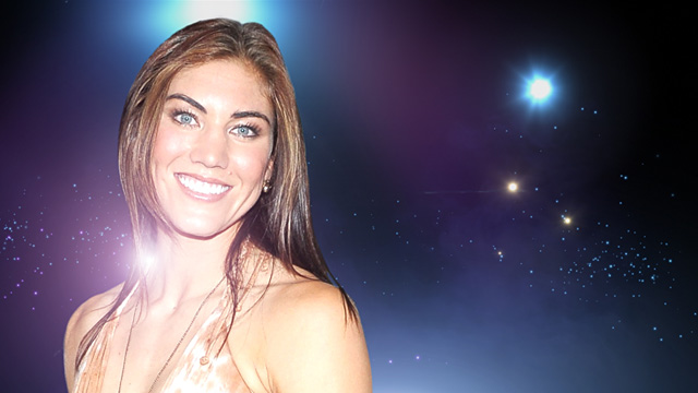PHOTO: Hope Solo