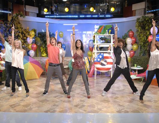 High School Musical Cast 10