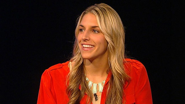 VIDEO: In the Game with Elena Delle Donne