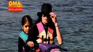 Video of Michael Jackson and Omer Bhatti on Jet Ski Raises More Questions