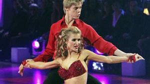Model Joanna Krupa Bummed About DWTS Semi-Final Loss