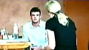 PHOTO The mother of missing American teenager Natalee Holloway spoke out for the first time about an alleged extortion attempt by Joran Van Der Sloot