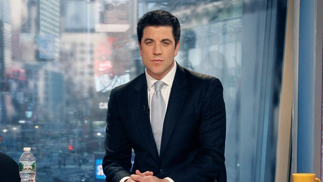 PHOTO: Josh Elliott will join ABC News in the coming weeks as Good Morning America's news reader.