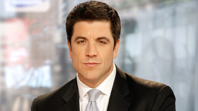 PHOTO: Good Morning America anchor Josh Elliott.