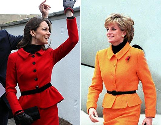 Princess Diana Kate Middleton Abc News