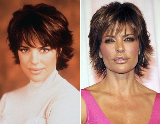 Where's the Cast of 'Melrose' Now? Lisa Rinna