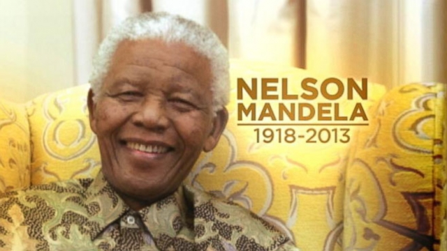 Video: Nelson Mandela Dead at 95