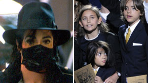 Three former bodyguards speak about Jackson, his girlfriends and children.