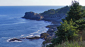 Photo: Weekend Window to Monhegan Island