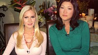 Photo: Heidi Montag and Juju Chang