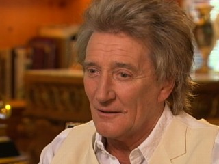 Rod Stewart on His Hair, That Nasty Rumor and His Model Trains
