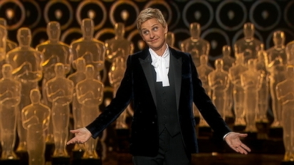 VIDEO: Ellen DeGeneres best jokes from Oscar show.