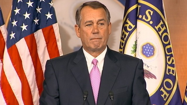 "VIDEO: John Boehner is pressed on his insistance of achieving a ""majority within the majority"" on reform."
