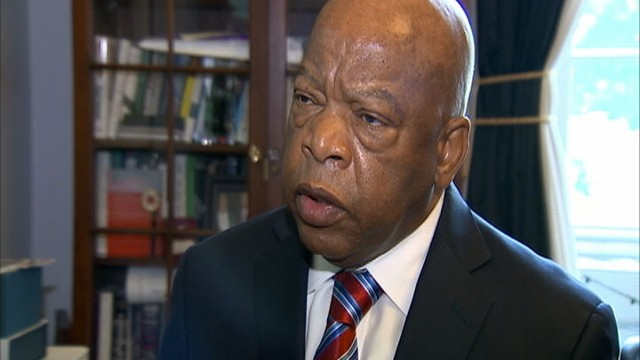VIDEO: Rep. John Lewis: SCOTUS Decision A dagger in the very heart of the Voting Rights Act