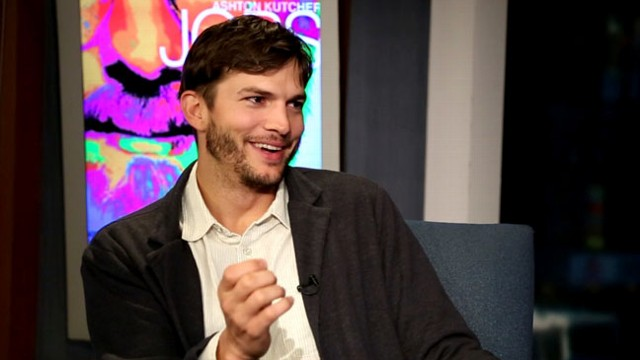 VIDEO: How Ashton Kutcher Would Have Punkd Steve Jobs