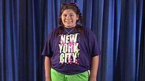 GMA Weekend Kid Fit Challenge.