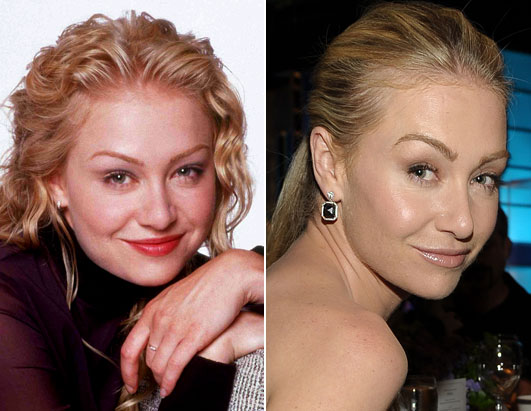 Ally McBeal Cast: Then and Now Portia De Rossi