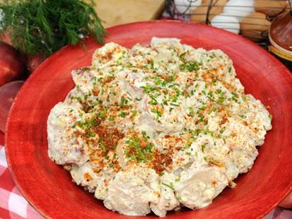 PHOTO:Myron Mixons Zesty Potato Salad