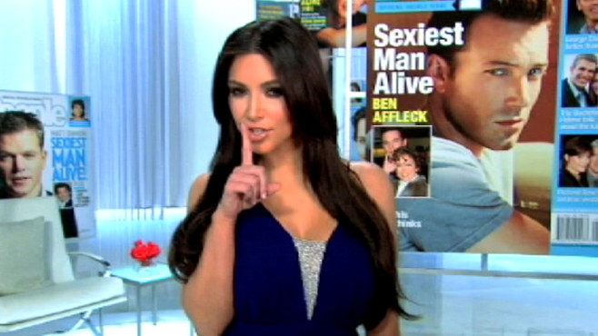 VIDEO: Wednesday 10/9c on ABC, hosted by Kim Kardashian