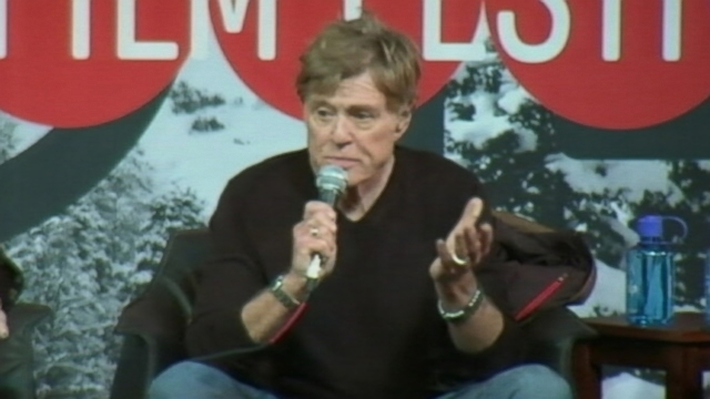 "VIDEO: Robert Redford says the film ""All Is Lost"" suffered from ""little to no distribution."""